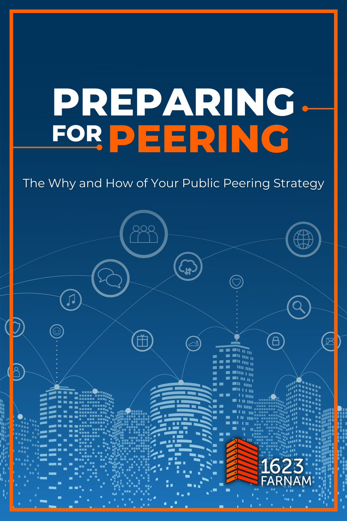 Preparing for Peering: The Why and How Of Your Public Peering Strategy
